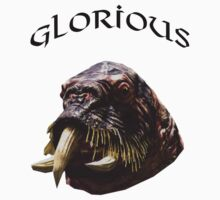 Glorious walrus T-Shirt
