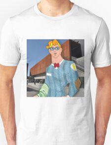 Hipster Hercules T-Shirt