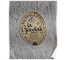LA GOUDALE. Poster