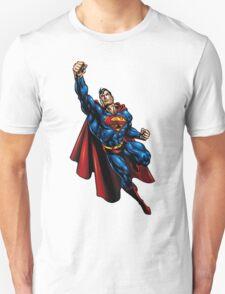 flying superman T-Shirt