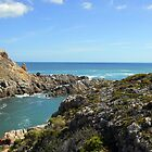 Inlet - Innes National Park - South Australia by Kay Cunningham
