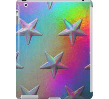 PSYCHEDELIC STARS. iPad Case/Skin