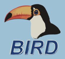 BIRD - Toco Toucan T-Shirt
