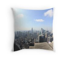 pbbyc - Empire State Throw Pillow