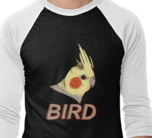 BIRD - Cockatiel Men's Baseball ¾ T-Shirt