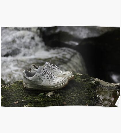 pbbyc - Nikes Off My Feet Poster