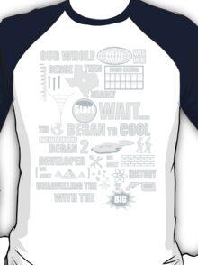 Bang Goes The Theme Song T-Shirt
