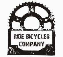 Ride Bicycle Business Card Holder by PaulHamon