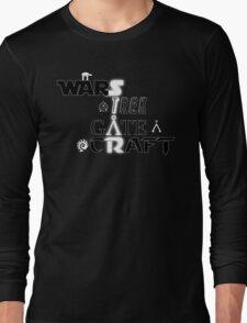 StarWARS/GATE/TREK/CRAFT Long Sleeve T-Shirt