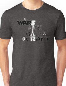 StarWARS/GATE/TREK/CRAFT Unisex T-Shirt