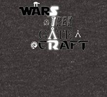 StarWARS/GATE/TREK/CRAFT Hoodie
