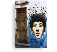 Creative graffiti, Olinda (Brazil) Canvas Print