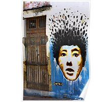 Creative graffiti, Olinda (Brazil) Poster