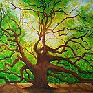 Angel Oak by Patrick Brickman