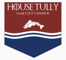 House Tully by justgeorgia