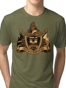 Adventures Tri-blend T-Shirt