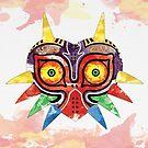 Majora's Mask by quigalchemist
