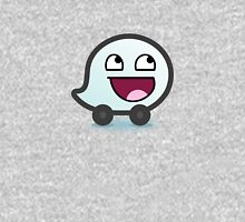Awesome Waze Face - Boy Unisex T-Shirt