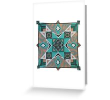 Tile Greeting Card