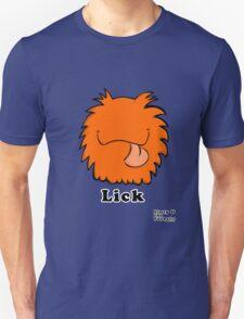 Linty & the Fuzzballs - Lick T-Shirt