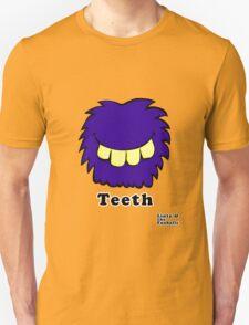Linty & the Fuzzballs - Teeth T-Shirt