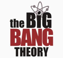 The Big Bang Theory - logo by r3ddi70r