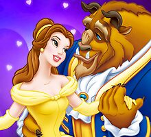 Beauty and The Beast in Love by neutrone