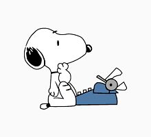 Snoopy Writes T-Shirt