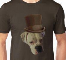 Top Hat Boxer Unisex T-Shirt