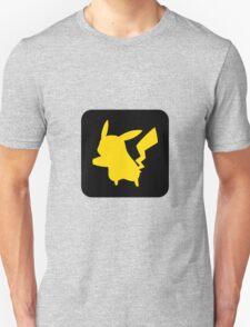 Pikachu Silhouette T-Shirt