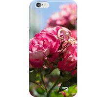 Roses - Union Square, San Francisco iPhone Case/Skin