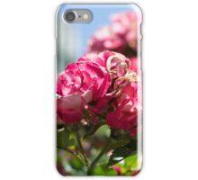 Roses - Union Square, San Francisco iPhone Case/Skin