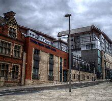 Trinity Square Gateshead by Andrew Pounder