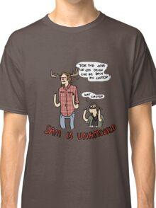 Sam is Unamoosed Classic T-Shirt