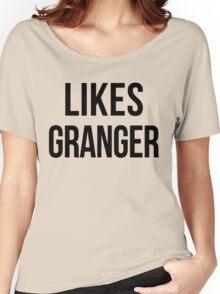 LIKES GRANGER Women's Relaxed Fit T-Shirt