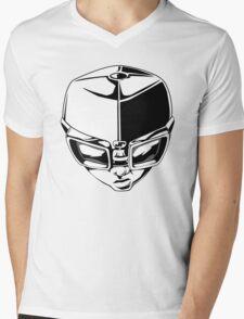 Goggles Mens V-Neck T-Shirt