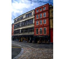 Redhouse Photographic Print