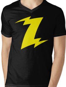 Zenith Mens V-Neck T-Shirt
