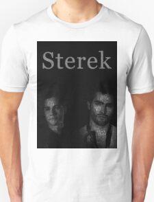 Sterek Typography T-Shirt