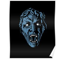 Scary Weeping Angel Poster