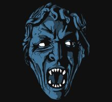 Scary Weeping Angel by zerobriant