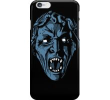 Scary Weeping Angel iPhone Case/Skin