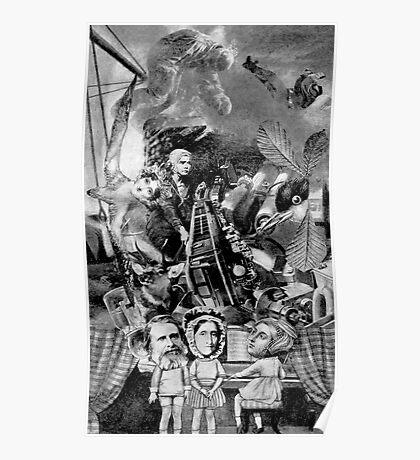 Brave New World on Ruskin. Poster