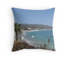 Laguna Beach, California 1 Throw Pillow