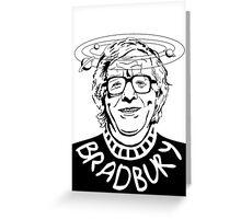 ray bradbury Greeting Card