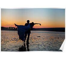 Sunset Celebrations Poster