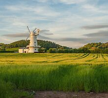 Llancayo Mill by Steve  Liptrot