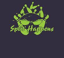 Split Happens Bowling Logo Unisex T-Shirt