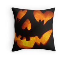 Trick or Treating Throw Pillow