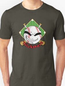 Tricksters Baseball Logo T-Shirt